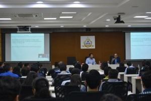 THAKUR INSTITUTE OF MANAGEMENT - PANEL DISCUSSION ON FINTECH (DEC 2017)