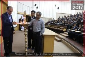 IIT BOMBAY - SHAILESH J MEHTA SCHOOL OF MANAGEMENT - KEYNOTE SPEECH AT SYSTEM CONTINUUM (AUG 2017)